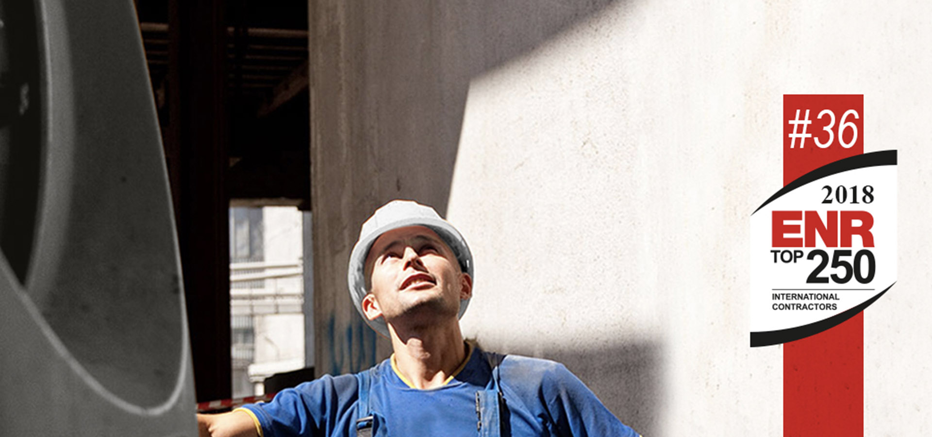 Renaissance Construction is the 36th largest contracting